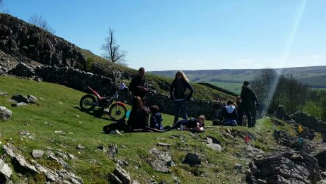 Wall to Wall Sunshine at The Sid Morton Memorial Trial