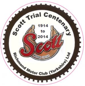 Scott Centenary Logo